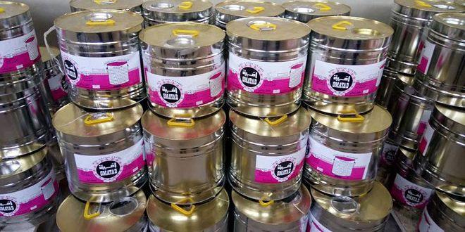 دهانات أمية تبيع بـ 1.4 مليار ليرة وتضبط الأسعار في السوق المحلية