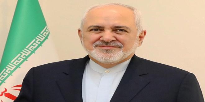 ظريف يعلن الإفراج عن إيراني معتقل لدى الولايات المتحدة