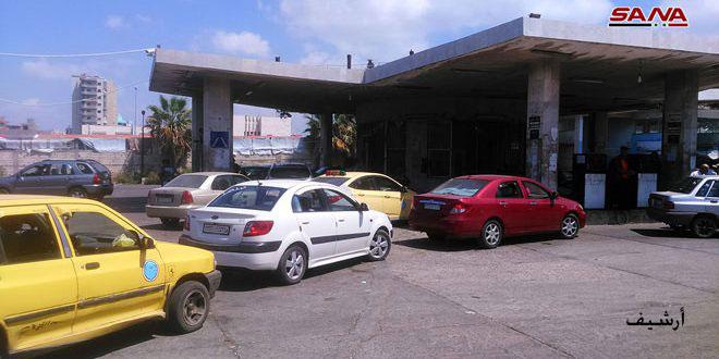 وزارة النفط توقف التعامل مع محطة للوقود في محافظة القنيطرة