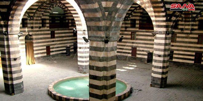 خان أسعد باشا… أجمل خانات الشرق معمارياً وأقدمها تاريخياً