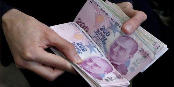 الليرة التركية تهبط لأدنى مستوياتها منذ أيار الماضي