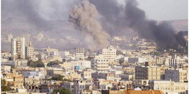 طيران العدوان السعودي يشن 21 غارة على اليمن