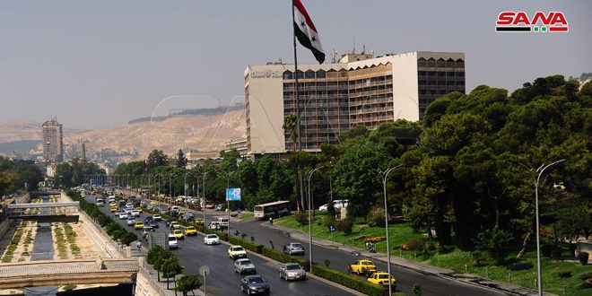 الملتقى العربي العام يندد بالإجراءات الاقتصادية القسرية الأمريكية ضد سورية