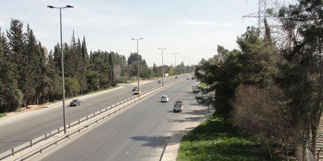 وفاة فتاة في حادث سير على طريق المطار