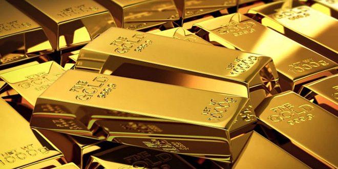 انخفاض أسعار الذهب مع صعود الدولار