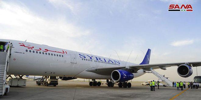 النقل تحدد الخميس القادم موعداً للرحلة الجوية لنقل المواطنين السوريين العالقين في أربيل بالعراق