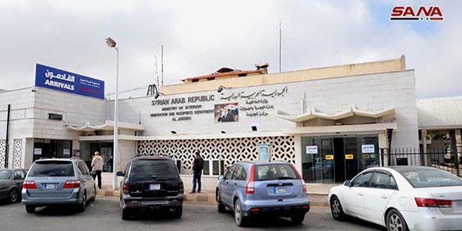 لبنان.. فتح مركزي المصنع والعبودية لعودة اللبنانيين الموجودين في سورية يومي 18 و20 الحالي