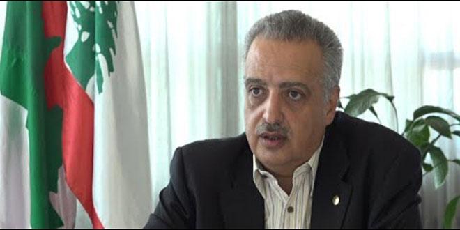 أرسلان: التنسيق مع سورية مصلحة لبنانية