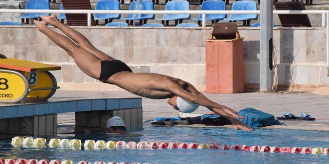 استعداداً للاستحقاقات القادمة… منتخب سورية للسباحة يختتم معسكره التدريبي