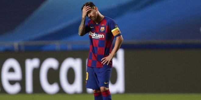 ميسي ينفرد برقم قياسي في دوري أبطال أوروبا