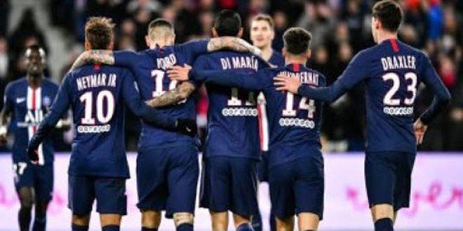 باريس سان جيرمان يعلن إصابة أحد لاعبيه بفيروس كورونا