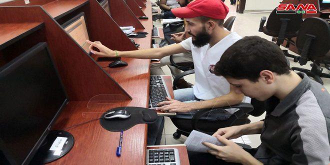بدء قبول طلبات المفاضلة الجامعية في مراكز التسجيل المعتمدة بالجامعات وفروعها