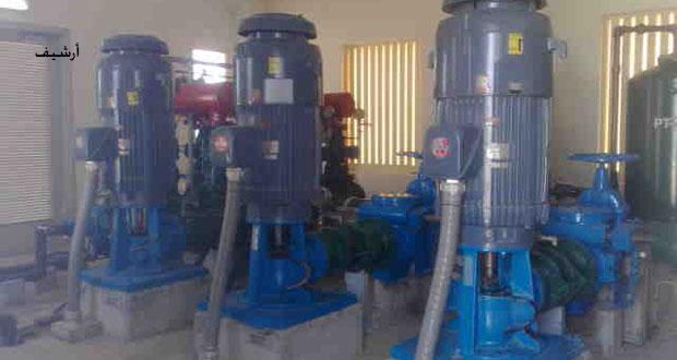 مياه الحسكة: صيانة 33 غاطساً للمياه في ريف المحافظة