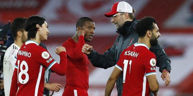 ليفربول يهزم أرسنال ويحافظ على بدايته المثالية
