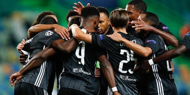 ليون يتعادل مع نيم في الدوري الفرنسي بكرة القدم