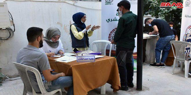 مبادرة (عينك على اختصاصك) في حماة… الإضاءة على مختلف التفاصيل الخاصة بالجامعات لمساعدة الطلاب الجدد
