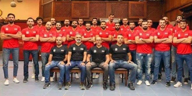 خلال معسكره التدريبي في روسيا… منتخب سورية لكرة السلة يفوز على أكاديمية فولغا