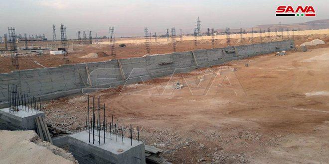 مشروع معمل إنتاج حليب الأطفال المجفف في حماة بانتظار تخصيص الأرض التي يتطلبها استكماله