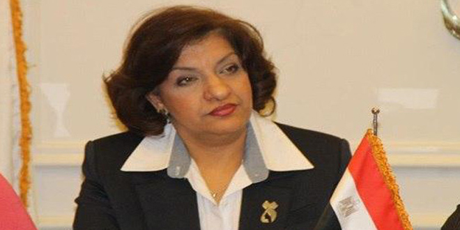 برلمانية مصرية: يجب محاكمة أردوغان دولياً على جرائمه بحق الشعب السوري