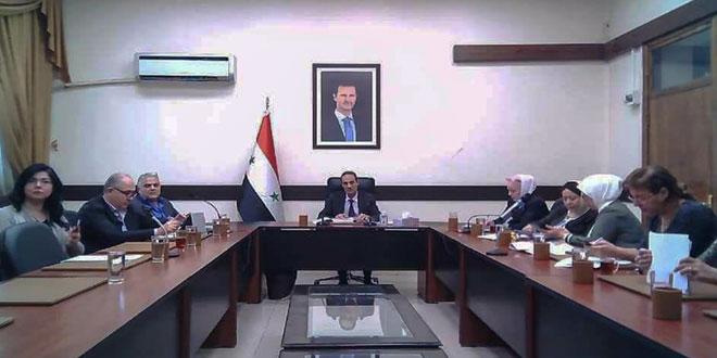 بمشاركة سورية… اجتماع إقليمي افتراضي حول وضع المعايير الإقليمية للهدف الرابع من أهداف التنمية المستدامة