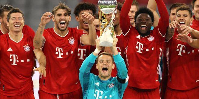 نوير يحصد جائزة أفضل حارس في دوري أبطال أوروبا