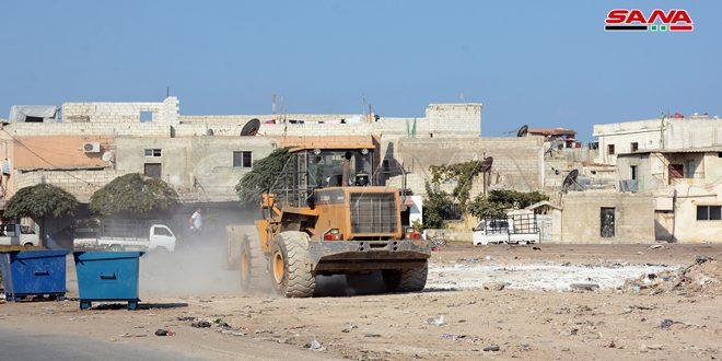 بالتزامن مع يوم البيئة الوطني… محافظة اللاذقية تطلق حملة نظافة