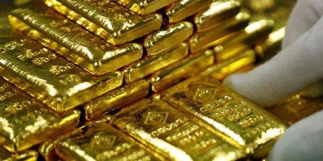 ارتفاع أسعار الذهب مع توقف صعود الدولار