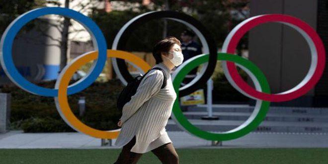 افتتاح المركز الأولمبي للرياضات المائية في طوكيو