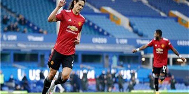 مانشستر يونايتد يهزم ساوثهامبتون في الدوري الإنكليزي