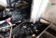 إخماد حريق نشب في أحد الغرف في المدينة الجامعية بدمشق والأضرار مادية