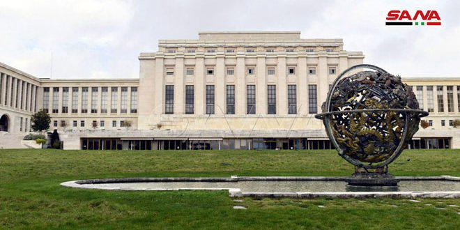 لجنة مناقشة الدستور تتابع اجتماعات الجولة الرابعة في جنيف بمشاركة الوفد الوطني