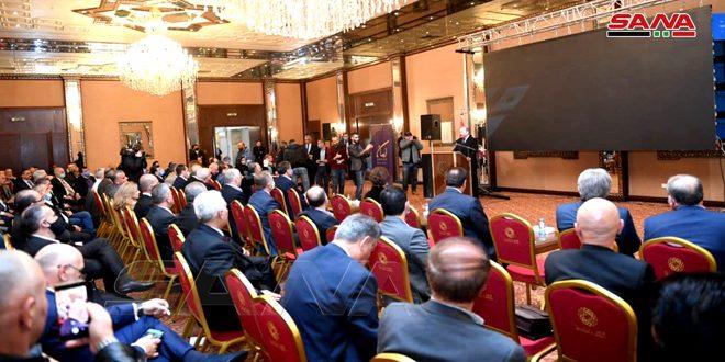 بدء أعمال الدورة الانتخابية الرابعة لاتحاد غرف السياحة السورية في حلب