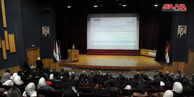 ستون بحثاً تطبيقياً لمتدربي الدورة السادسة عشرة لمعهد إينا في المنتدى العلمي الأول للإدارة العامة