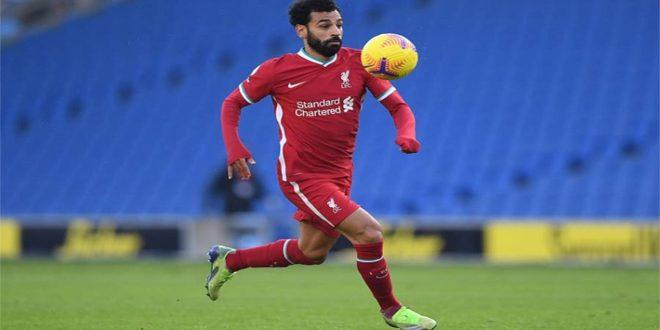 اليويفا يعلن محمد صلاح ضمن قائمة اللاعبين المرشحين لتشكيلة الفريق المثالي لعام 2020