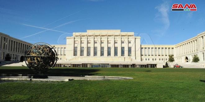 لجنة مناقشة الدستور تتابع اجتماعات الجولة الرابعة في جنيف لليوم الثالث على التوالي