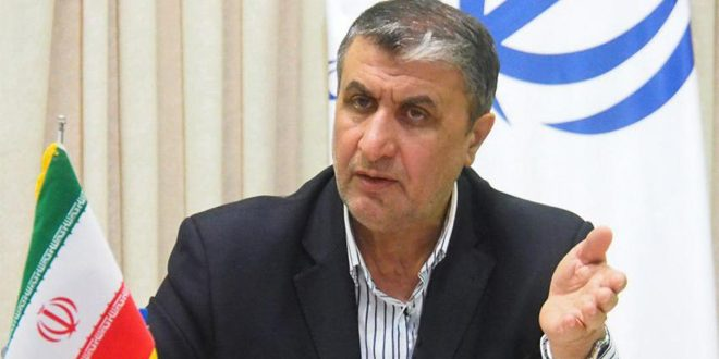 وزير النقل الإيراني: محادثات ربط سكك الحديد بين إيران وسورية عبر العراق بلغت مراحل جيدة