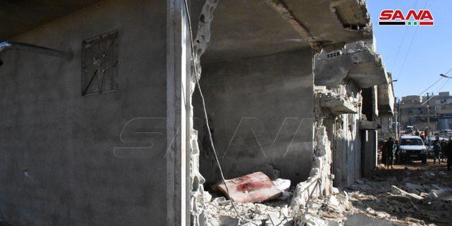 طلبتنا في إيران يدينون العدوان الإسرائيلي الغاشم على محافظة حماة