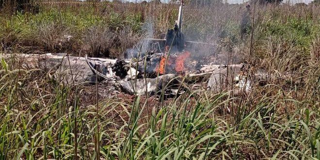 مصرع أربعة لاعبين ورئيس ناد لكرة القدم في البرازيل جراء سقوط طائرة تقلهم