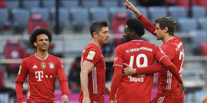 لايبزيغ يفوز على بوروسيا مونشنغلادباخ في الدوري الألماني