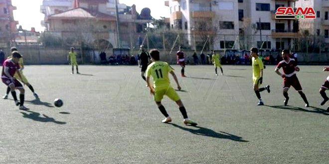 فوز العربي على النضال في دوري كرة القدم للشباب لأندية الدرجة الأولى