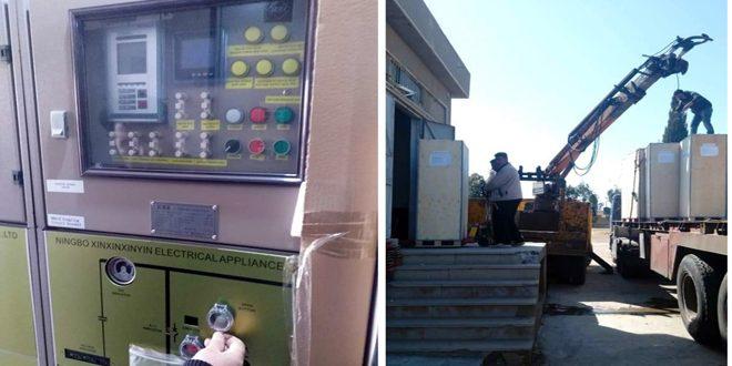 كهرباء درعا: بدء توسيع محطة تحويل الباسل