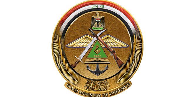 الدفاع العراقية تنفي مزاعم للبنتاغون بشأن تبادل معلومات قبل العدوان الأمريكي على مناطق في دير الزور