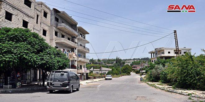 بلدة البهلولية بريف اللاذقية تطرح مشروعها التنموي للاستثمار