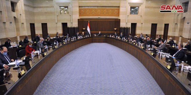 مجلس الوزراء يؤكد على توجيه الإنفاق العام نحو الإنتاج وتشجيع التصدير  وزيادة الاستثمارات في المشاريع الصغيرة والمتوسطة