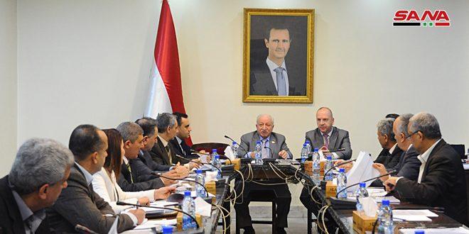 لجنة الخدمات في مجلس الشعب تناقش واقع القطاع السياحي