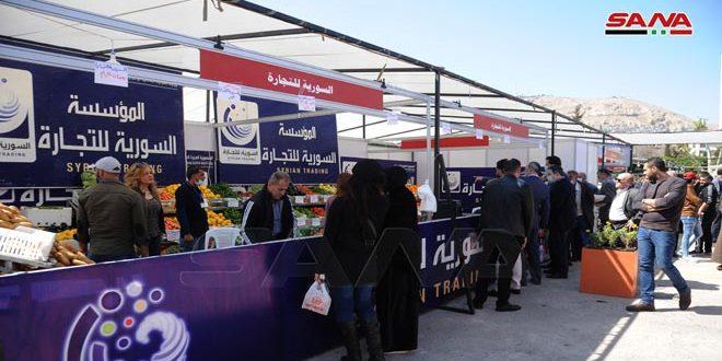 200 شركة ضمن فعاليات سوق رمضان الخيري