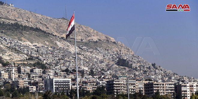 أحزاب وشخصيات مصرية تطالب برفع الإجراءات الاقتصادية الغربية القسرية المفروضة على سورية