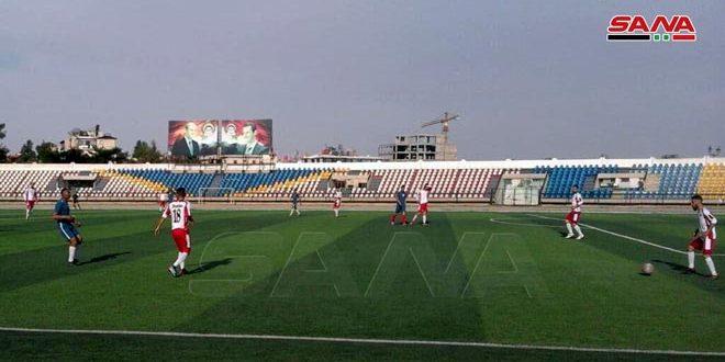 فوز شهبا وعرطوز في التجمع النهائي المؤهل للدرجة الأولى بكرة القدم
