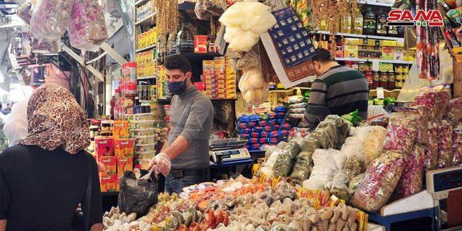 التجارة الداخلية: تشديد الرقابة بشكل فعال في جميع الأسواق خلال شهر رمضان
