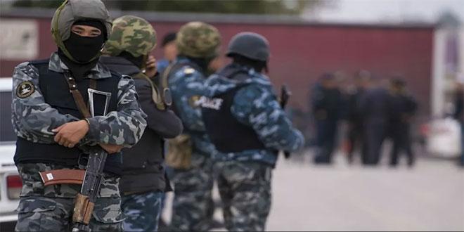 اعتقال مواطن قرغيزي بتهمة تمويل منظمة إرهابية